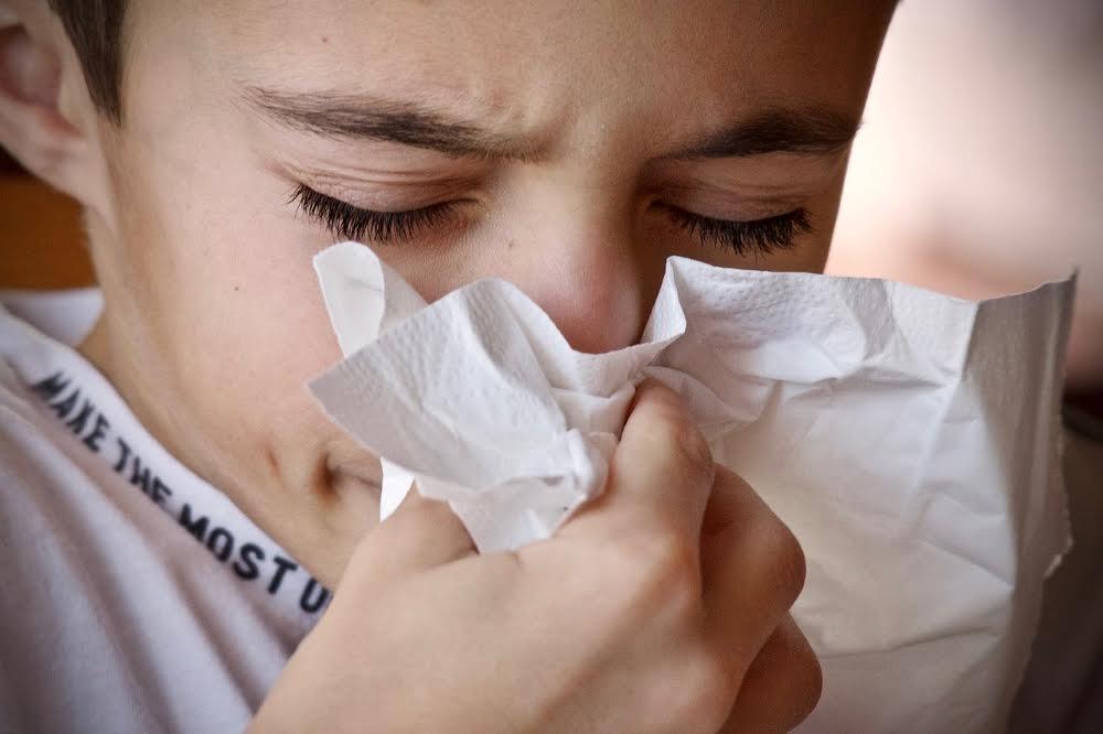 Стало известно, как распространяются вирусы гриппа и ОРВИ