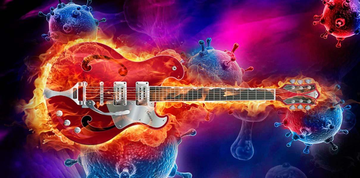 Рок безсилий перед вірусом: KISS скасували прощальний тур через важкий грип у гітариста