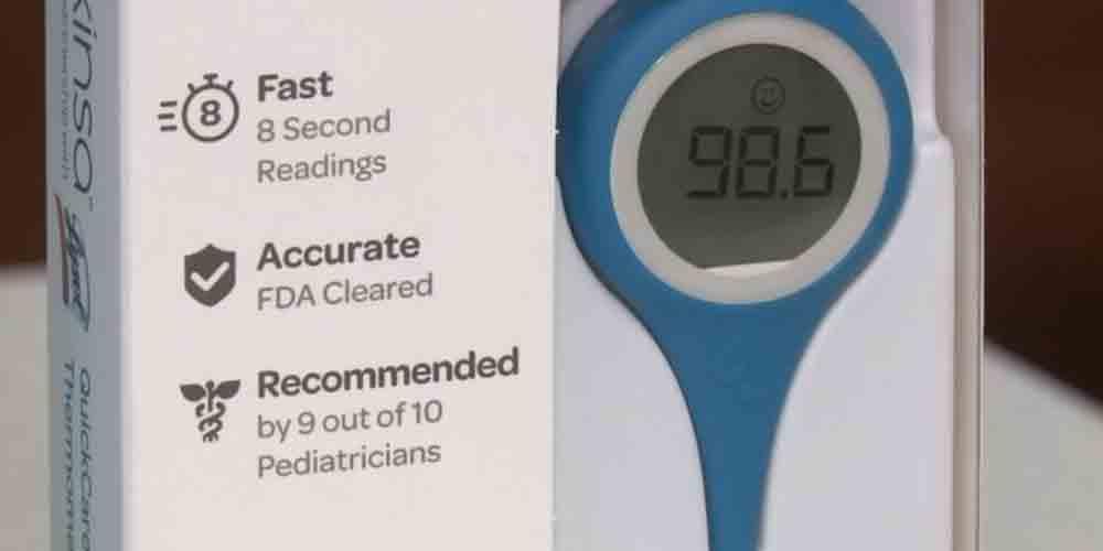 У школах США діти менше хворіють на грип завдяки «розумному термометру»