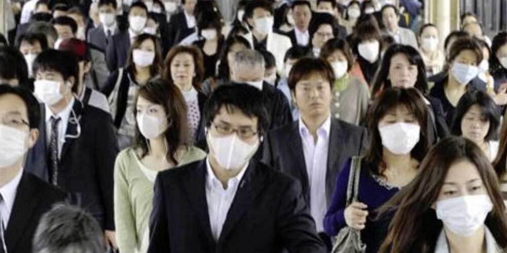Почалося: у Японії вирує грип H1N1, який викликав глобальну пандемію в 2009 році