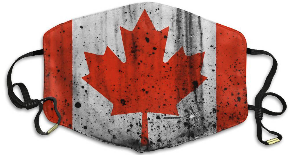 Нещеплених від грипу канадців зобов'язали носити маски