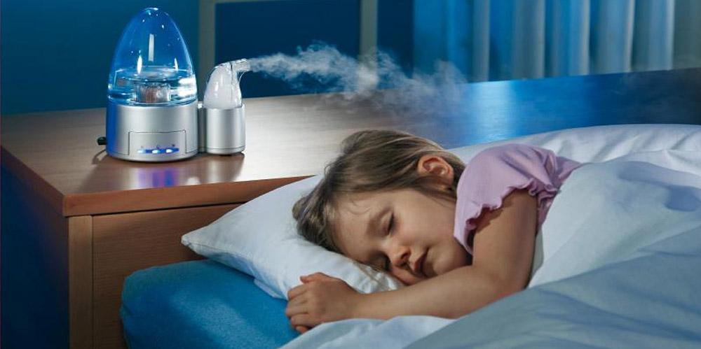 Повышение влажности в помещении может защитить от гриппа