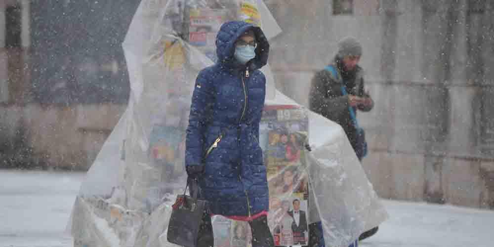 Около 1,5 тысяч случаев гриппа зафиксировали в Европе за неделю
