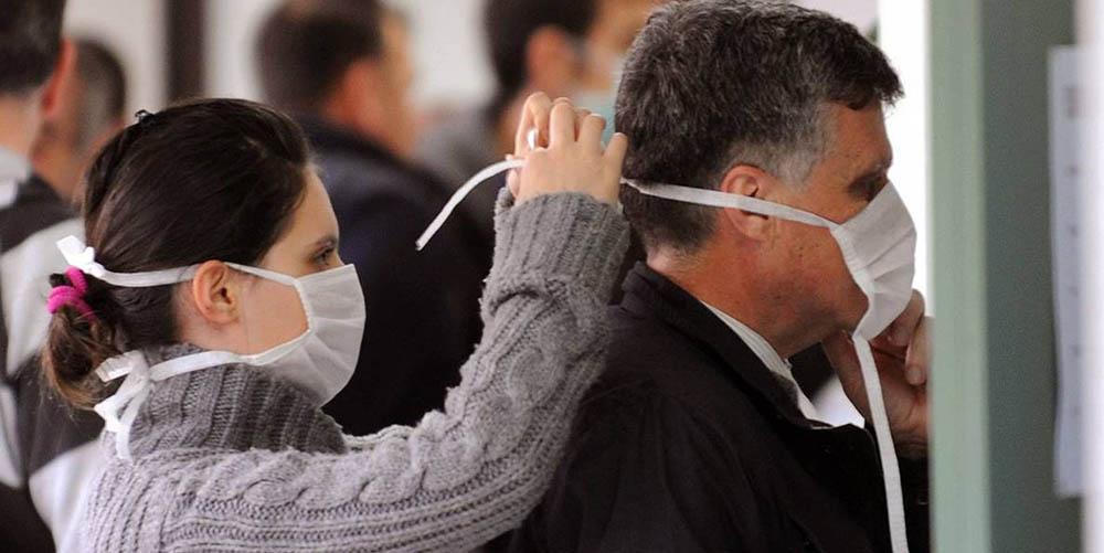 Грип, що перетікає в запалення легенів, активно поширюється в Латвії та Грузії