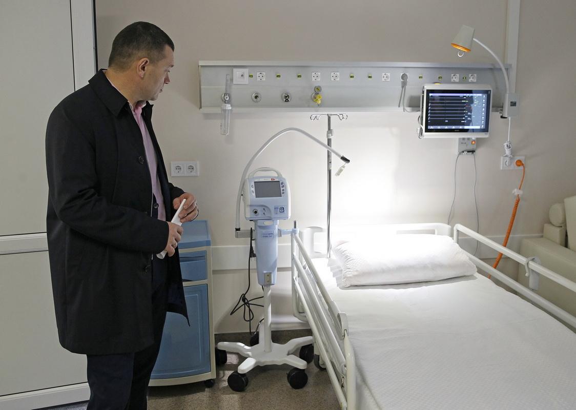 У столиці відкрили дитяче відділення Центру паліативної допомоги