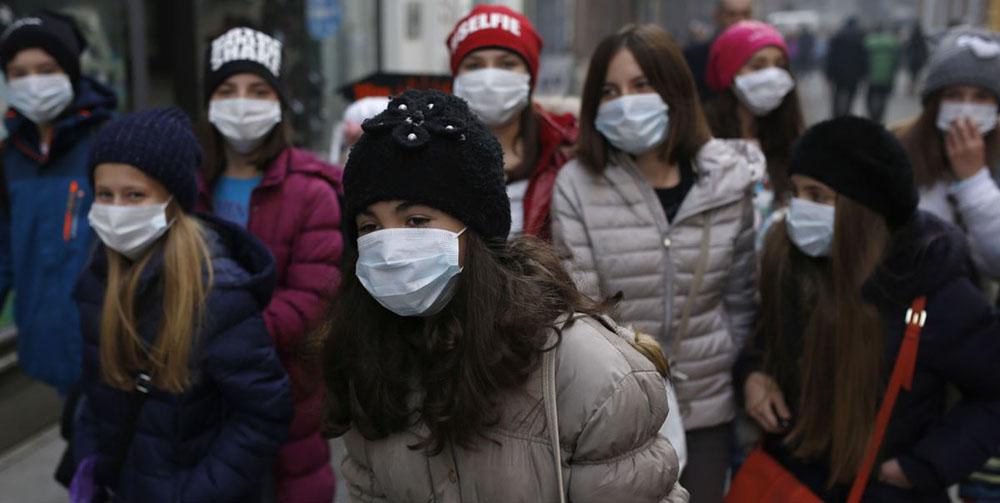 Пік активності грипу в США може бути досягнутий вже у грудні