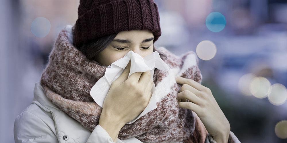 Захворів - сиди вдома, або Чому небезпечно переносити застуду на ногах