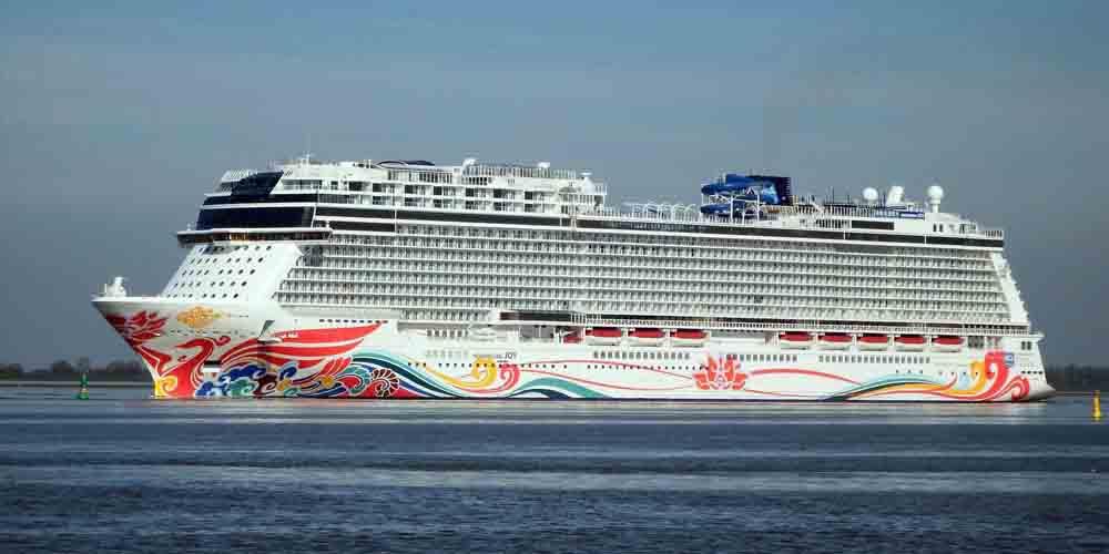 Отдыхающие продолжают заболевать гриппом на гигантском круизном лайнере