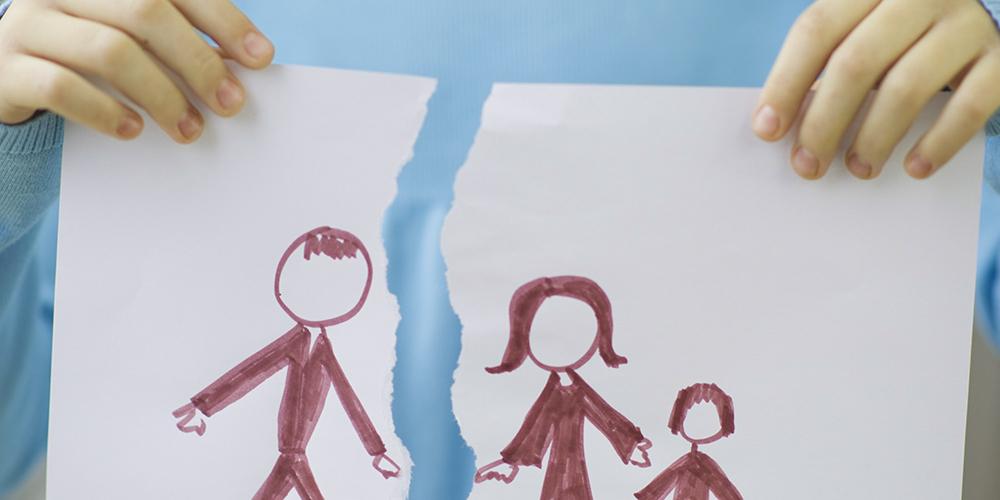 Діти з розлучених сімей схильні набирати зайву вагу