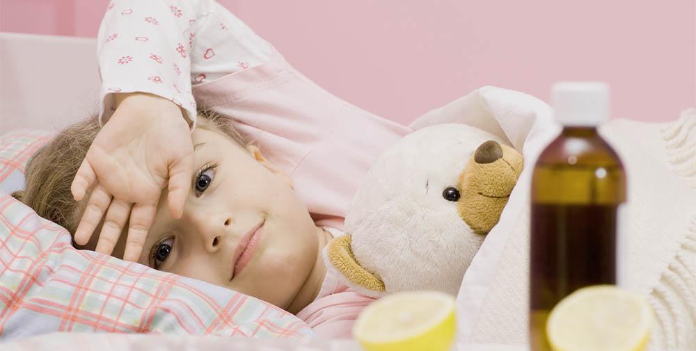 «Перший дитячий грип» захищає людину від того ж штаму на все життя
