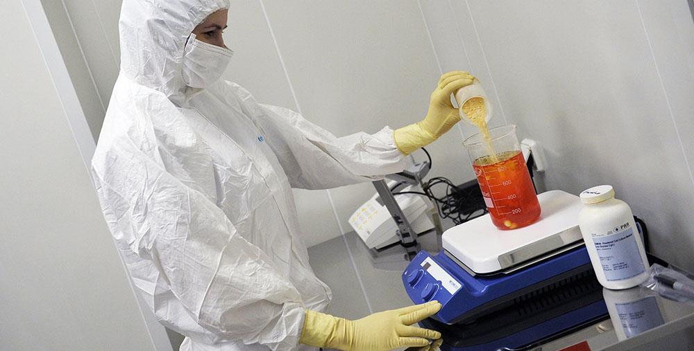 В этом году от гриппа вакцинировалось вдвое больше украинцев