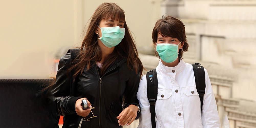 8 тисяч випадків грипу зареєстрували в Європі всього за тиждень