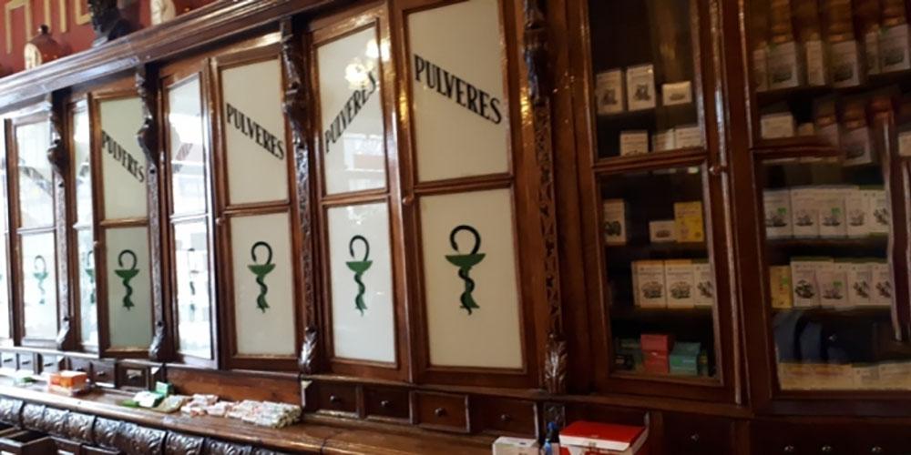 Уникальную интерактивную аптеку-музей открывают в Ровно