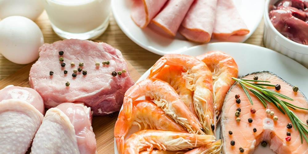 Употребление большего количества белка похудению не поможет