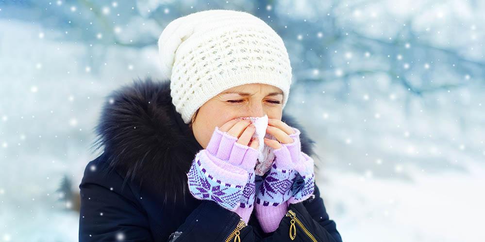 7 тисяч випадків грипу зафіксували в Європі всього лише за тиждень