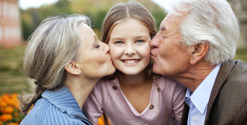 Общение с внуками может продлить жизнь на 5 лет