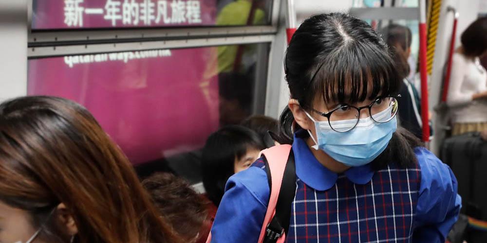 В Японии первый случай заражения неизвестным вирусом