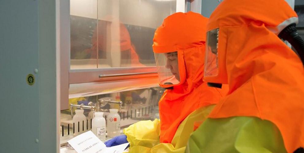 Китайский смертельный вирус появился в России