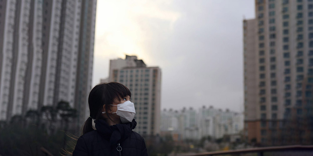 В Китае страшный загадочный вирус поражает легкие