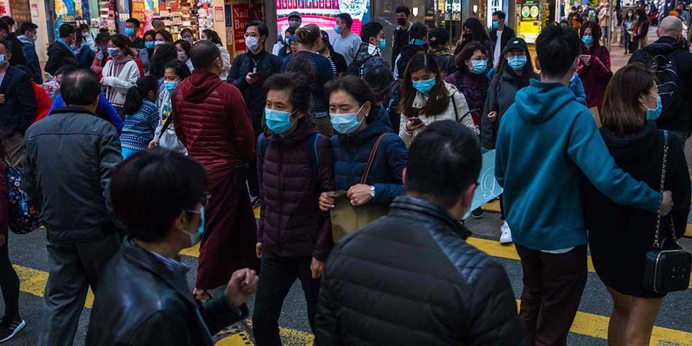 Новым коронавирусом уже заразилось 4,5 тысячи человек, больше сотни умерло