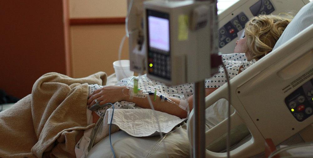 Беременная женщина попала в реанимацию из-за гриппа типа А
