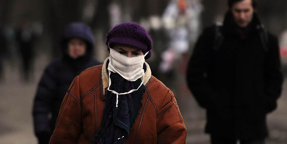 В Мелитополе свирепствует вирус гриппа А