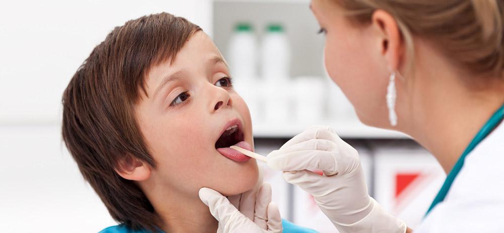 Вирусное поражение миндалин у детей: чем опасен тонзиллит