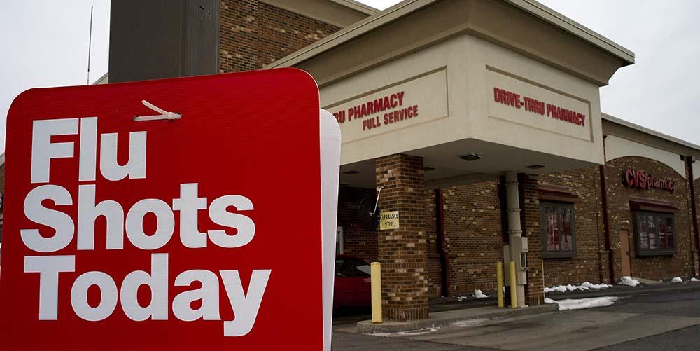 В США грипп в самом разгаре: более 2 тысяч человек скончалось от вирусов А и В