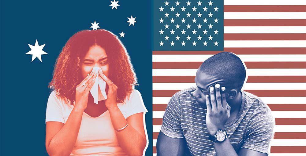 Почти 5 тысяч американцев умерло из-за гриппа в этом сезоне