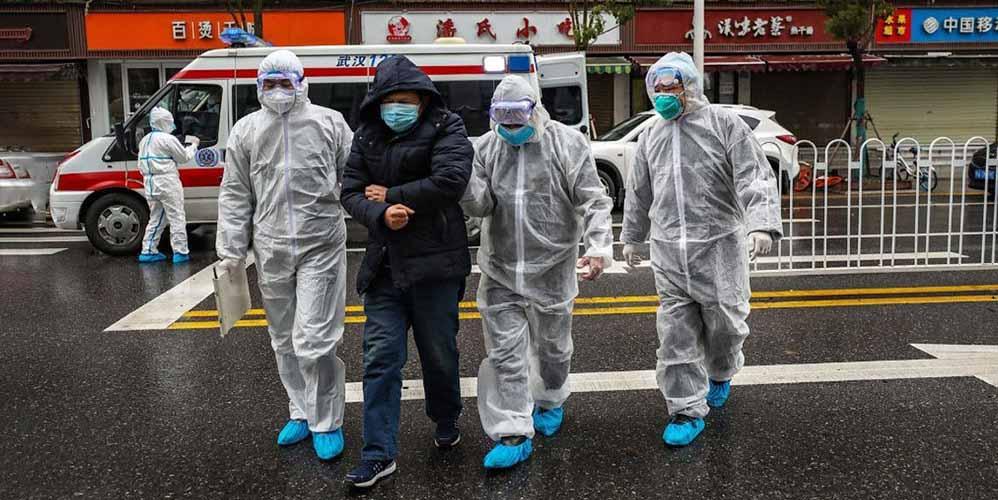 За сутки коронавирус в Китае забрал более 100 жизней