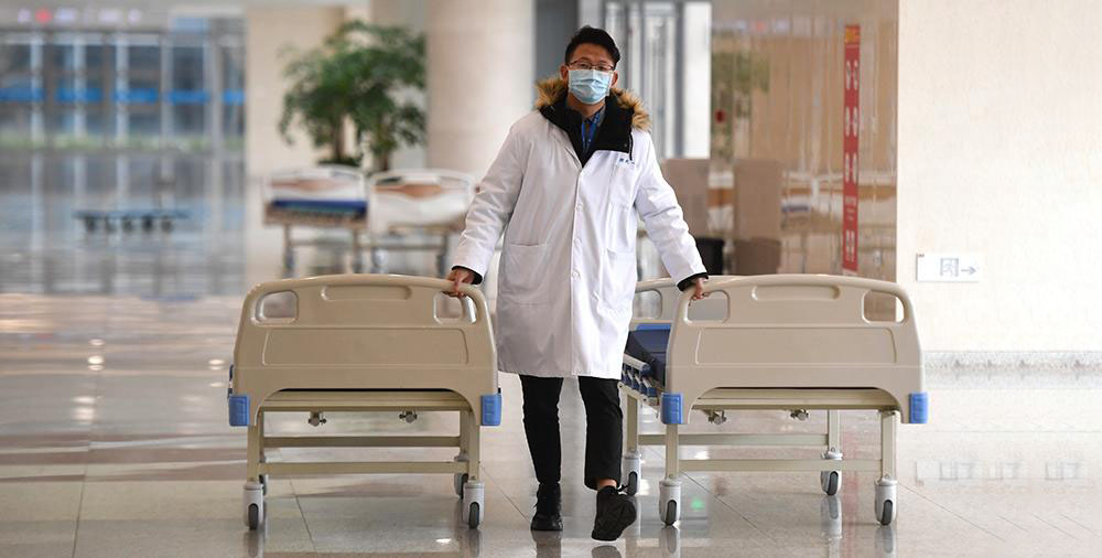 Європу охоплює хвиля грипу і є перша смерть від коронавірусу