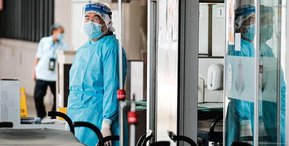 В Англії - 70 смертей від грипу і три випадки коронавіруса