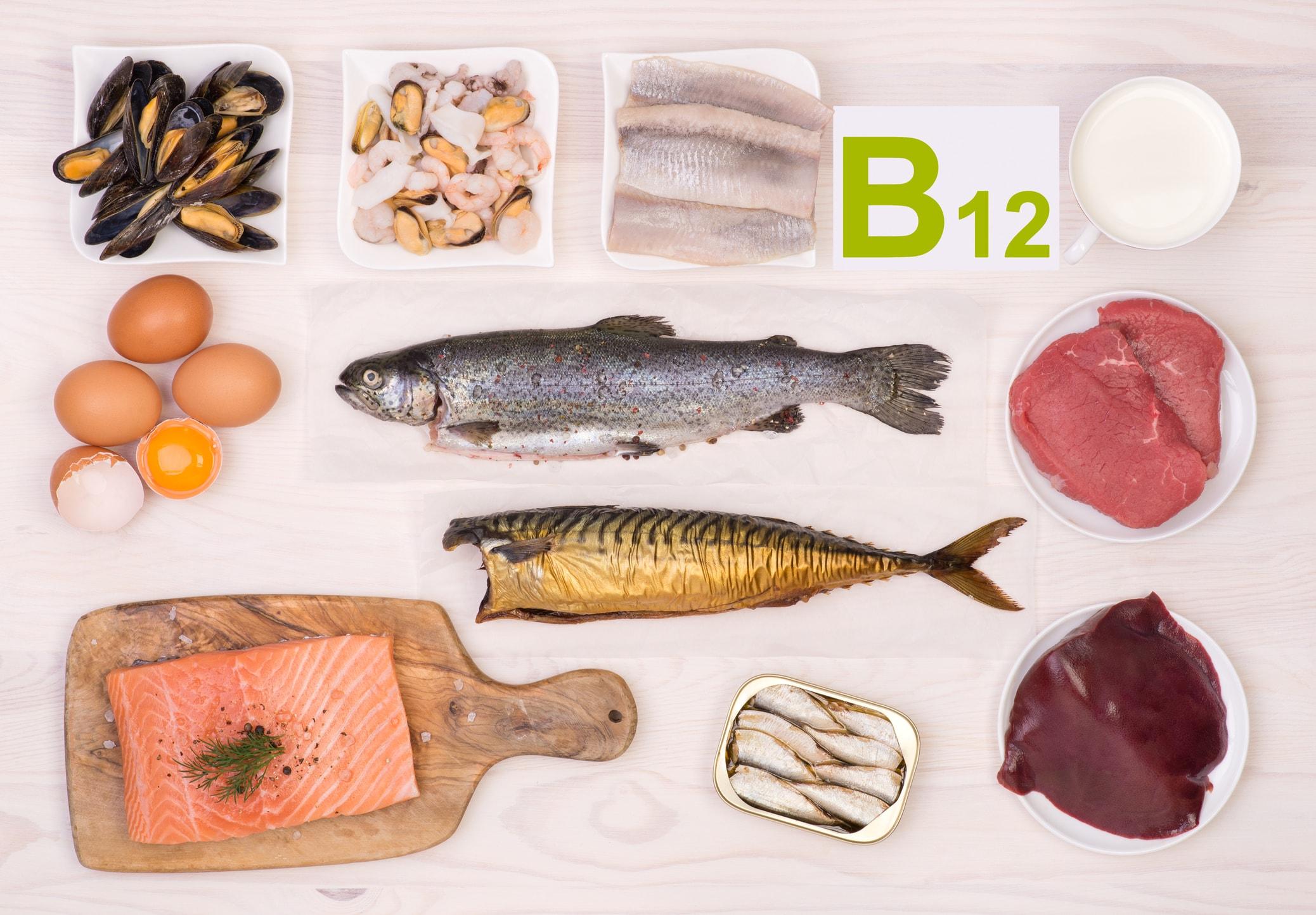 Ученые определили, как витамин B12 влияет на организм