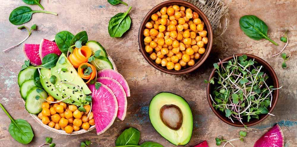 Растительная диета и веганская – в чем разница?