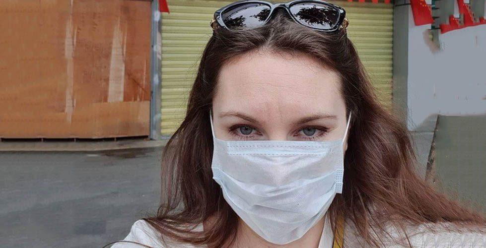 У Росії жінка з підозрою на коронавірус «зламала» двері і втекла з лікарні