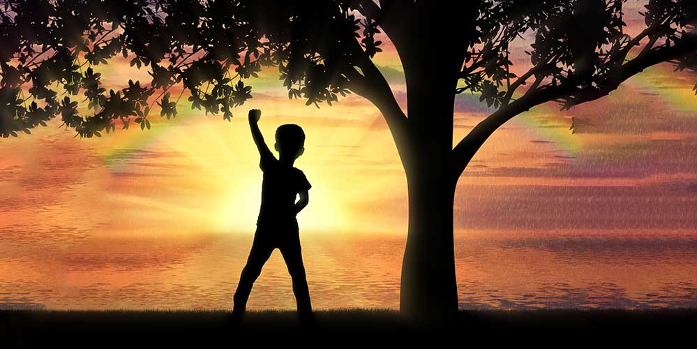 Природа делает детей счастливее - исследование