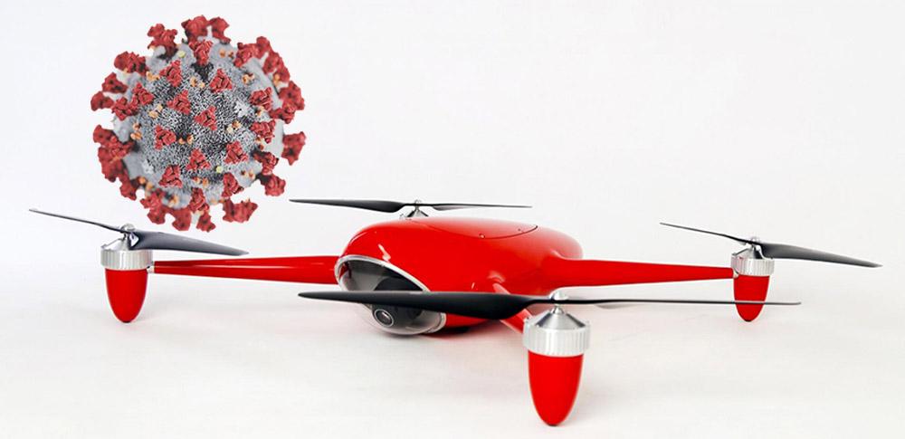Дроны, роботы и другие технологические инновации, которые Китай использует в борьбе с коронавирусом
