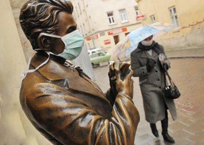 захворюваність на грип у европі