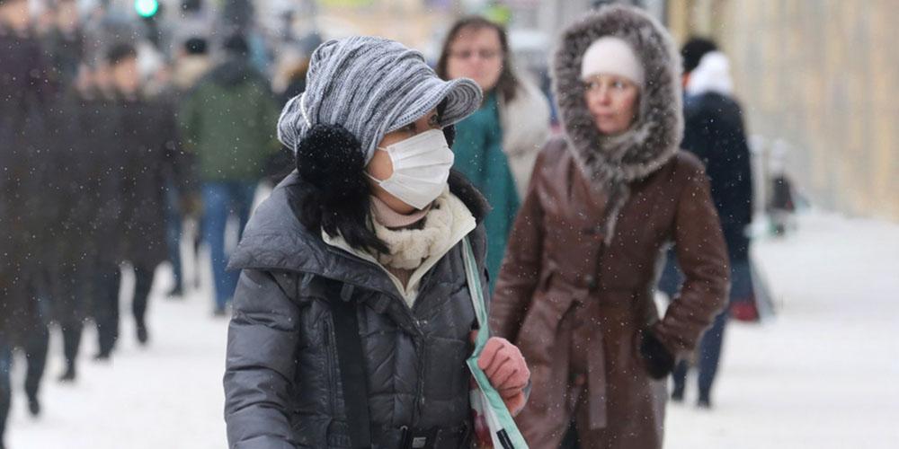 В Харькове возрастает заболеваемость на грипп и ОРВИ