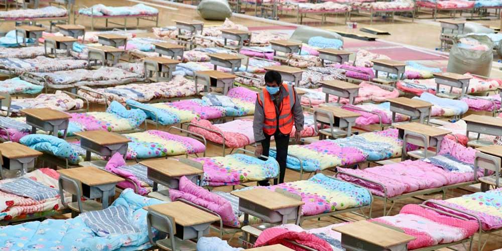 ВКитае заминувшие сутки отосложнений, вызванных новымкоронавирусом COVID-19, умерло 105 человек, общее число жертв составило 1770