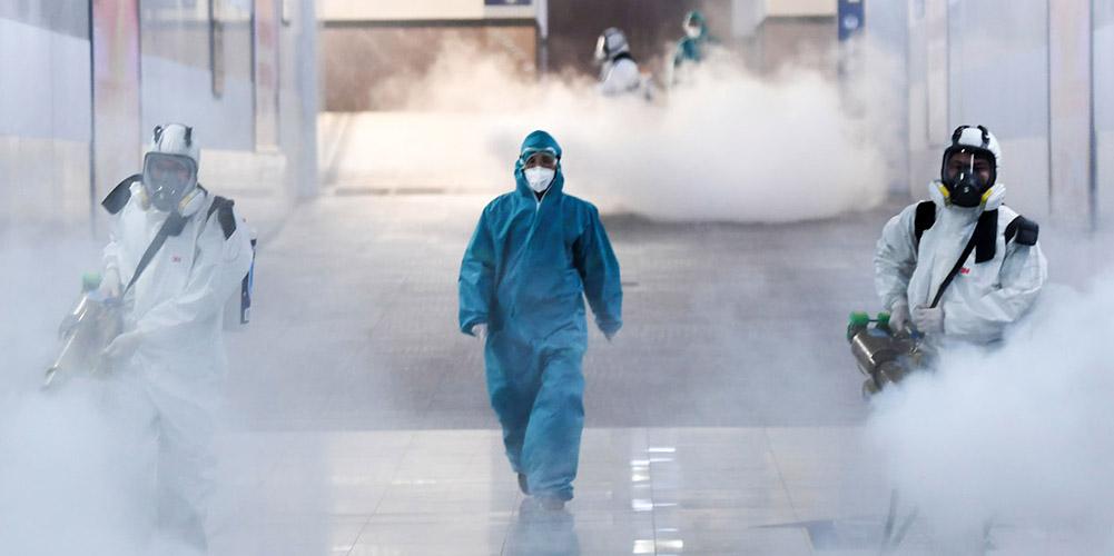 Стало известно количество заразившихся и умерших от коронавируса