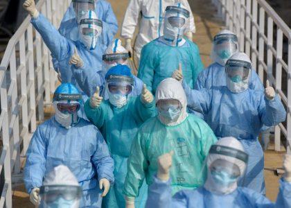 китайські лікарі