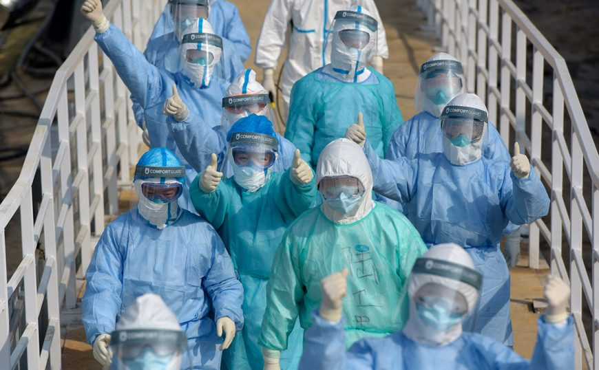 Коронавірус з Китаю: жахливі прогнози медиків