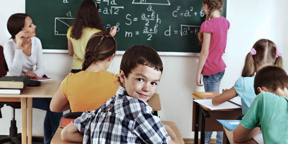 Чем активнее участие ребенка в школьных мероприятиях - тем сильнее его желание учиться