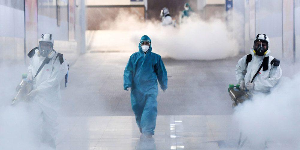 Стала відома кількість людей, які заразилися і померли від коронавіруса