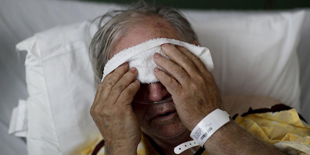 Європа повідомляє про збільшення смертності через грип
