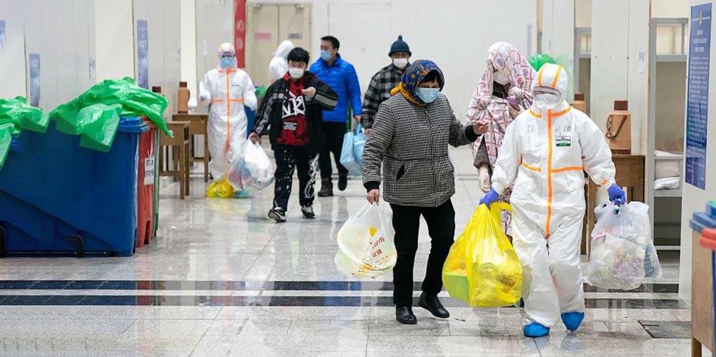 Из Ухани эвакуируют украинцев