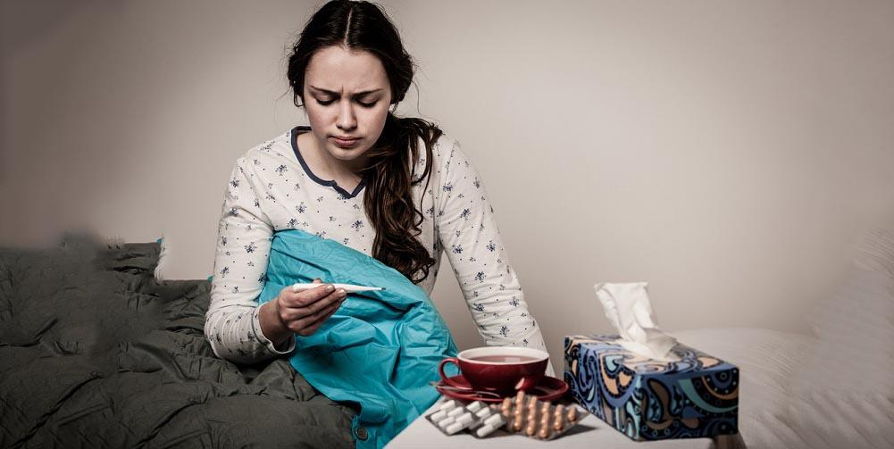В Украине заболеваемость гриппом и ОРВИ превысила эпидпорог на 55,6%