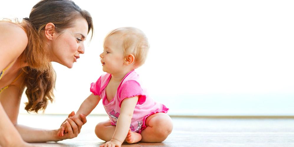 Как поспособствовать развитию речи у ребенка