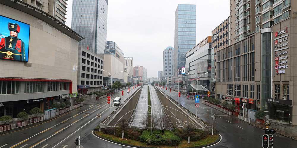 Город Ухань будет открыт 8 апреля